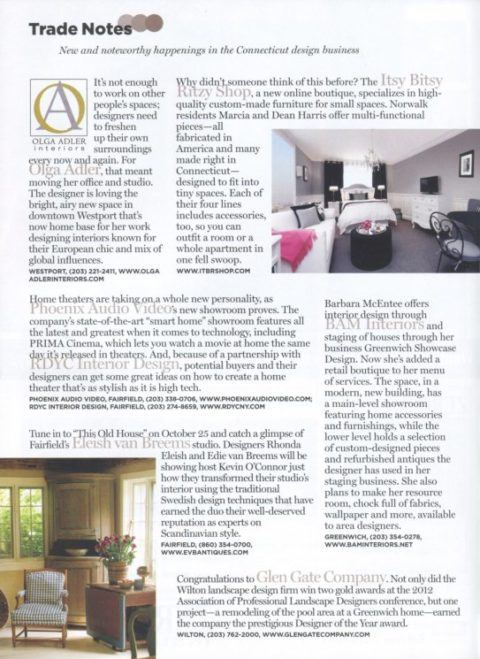 New England Home Magazine Page 9