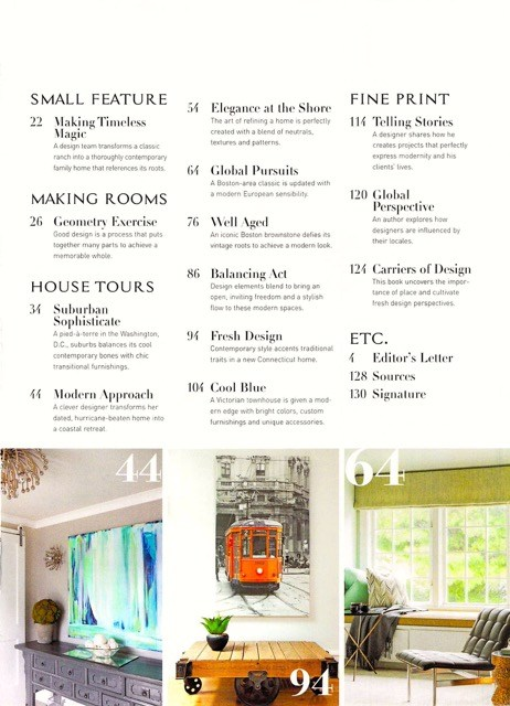 Rooms Magazine feature from Delray Beach interior designer Olga Adler Interiors