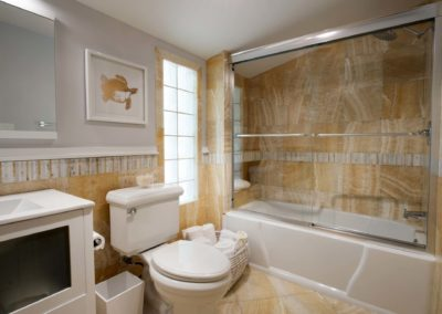 Bathroom Design - Historic Marina House