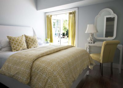 Bedroom Design - Historic Marina House