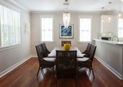 Dining Room - Delray Beach Townhouse