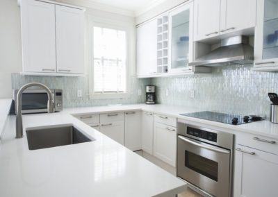 Kitchen Design - Delray Beach Townhouse