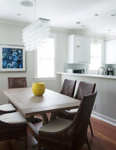 Kitchen Diner - Delray Beach Townhouse