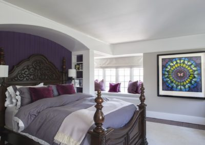Master Bedroom Decor - Traditional Beach House