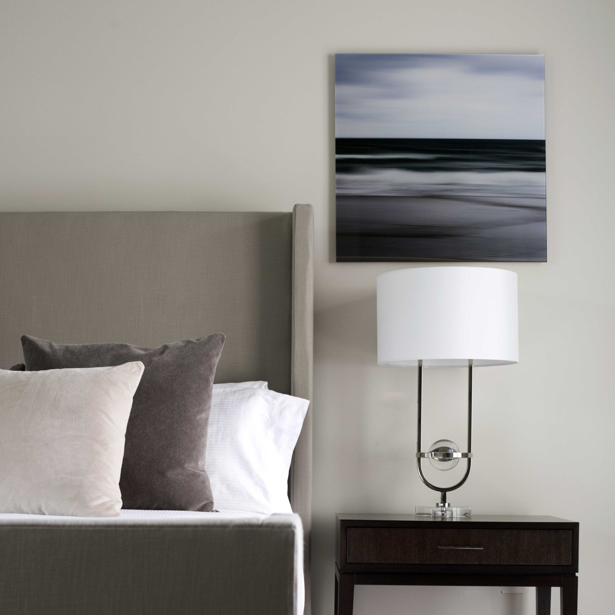Bedroom Detail - Seagate Interior Design