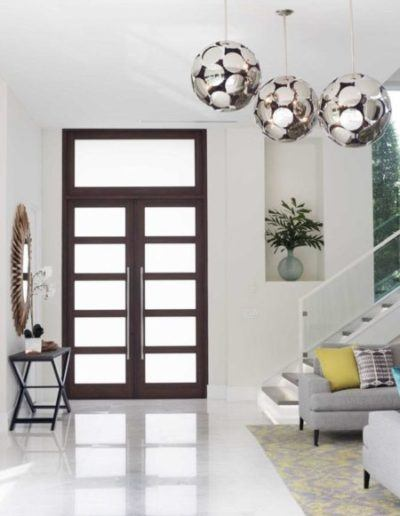 Entrance - Seagate Interior Design