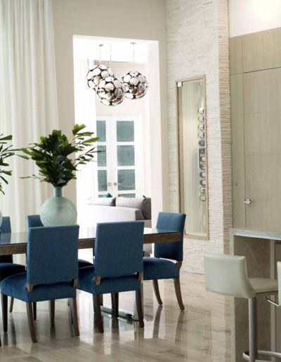 Dining Room - Seagate Interior Design