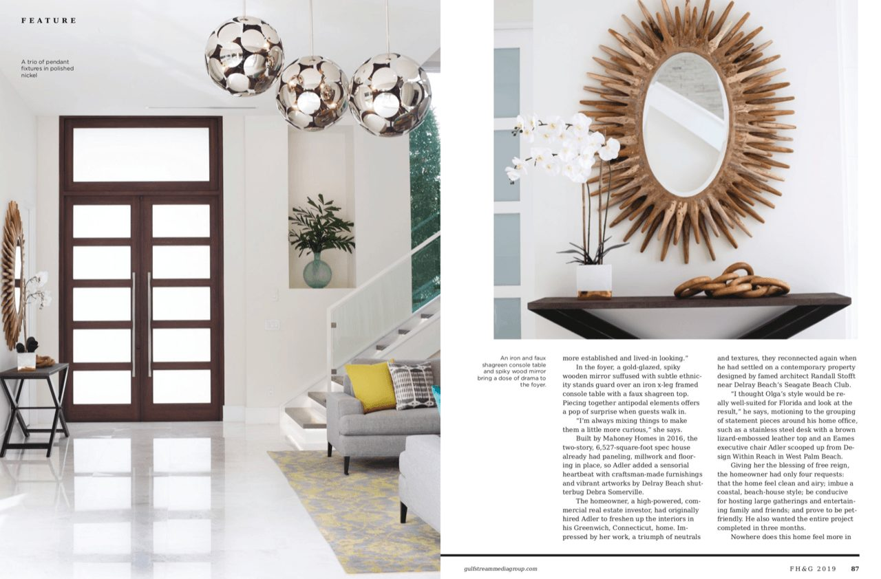 Florida Home and Garden Page 3