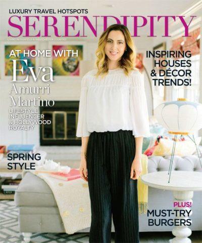 Serendipity Magazine Cover