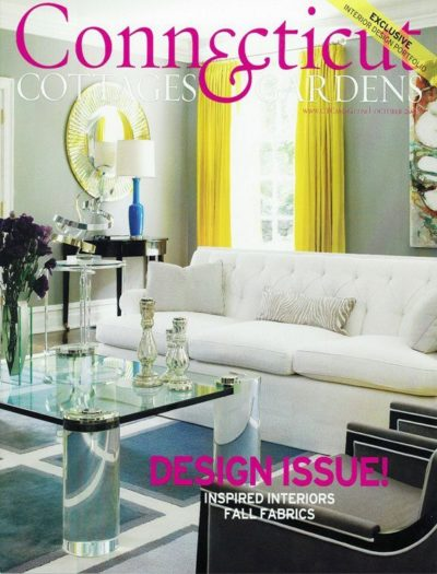 Cottages and Gardens Interior Design Magazine