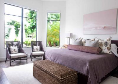 Master Bedroom - St Andrews Interior Design